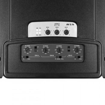 5 канальный усилитель Audison AV 5.1k