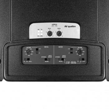 4 канальный усилитель Audison AV Quattro
