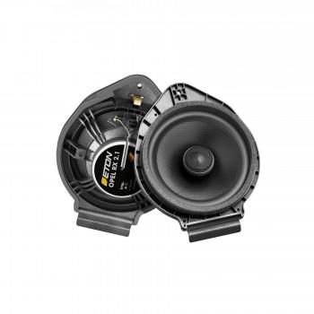 Коаксиальная акустическая система для автомобилей Opel ETON UG OPEL RX2.1
