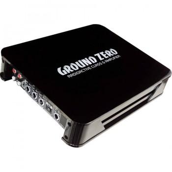 4 канальный усилитель Ground Zero GZRA 4.100G
