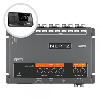 Процессор Hertz H8 DSP 8