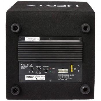 Корпусной активный сабвуфер Hertz DBA 200.3