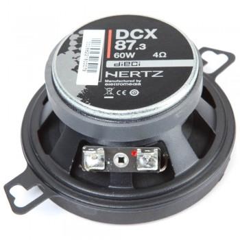 Коаксиальная акустика Hertz DCX 87.3