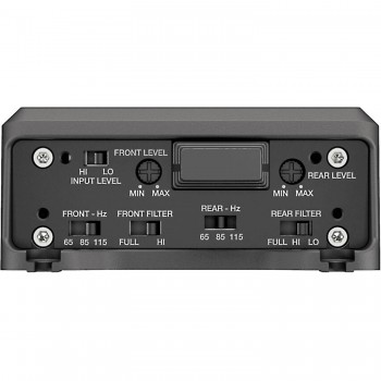 4 канальный усилитель Hertz HMP 4D