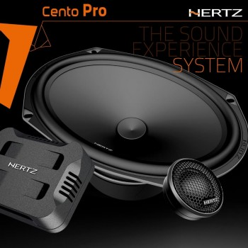 Компонентная акустика Hertz CPK 690