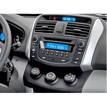 Переходная рамка 2DIN для автомобилей Lifan X60 (2011-2017) INCAR RLF-N01