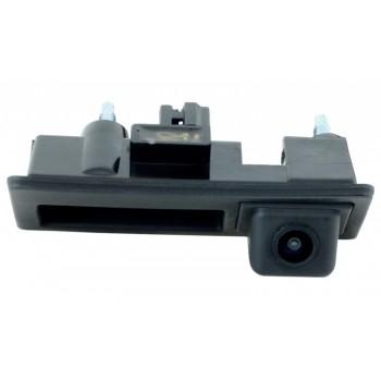 Камера заднего вида для автомобилей VW Touareg 2011+, Passat B7 (universal) в ручку INCAR VDC-065