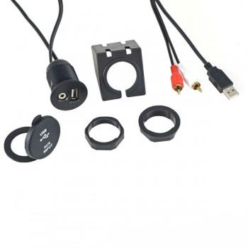 Переходник Incar CON USB-AUX