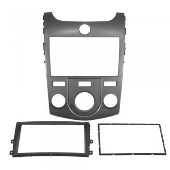 Переходная рамка 2DIN для автомобилей Kia Cerato (manual condition) INCAR RKIA-N31A